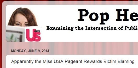 Apparently the Miss USA Pageant Rewards Victim Blaming