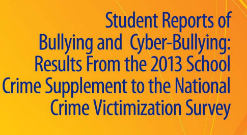 Student Reports of Bullying and Cyber-Bullying